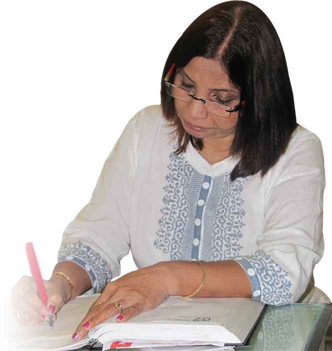 Dr. Suvarna Khalap